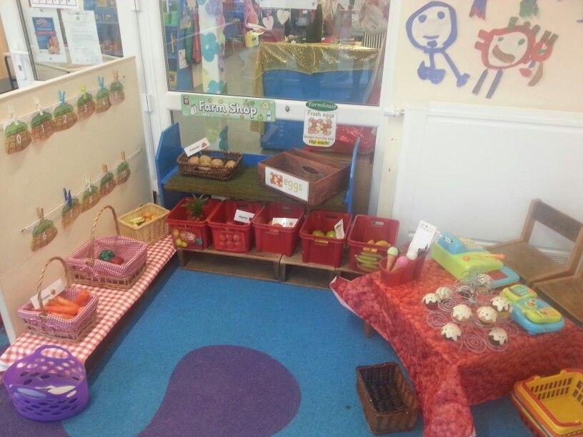 Role Play - Farm Shop