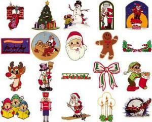OESD 11081 Christmas 5 Embroidery USB Stick Design Pack « StoreBreak.com – Away from the busy stores