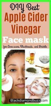 DIY Akne Gesichtsmaske Rezept | Akne Kurkuma Gesichtsmaske | Glänzende Haut | K…