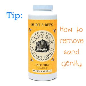 Beach Time Tip (no sand in these sandwiches)