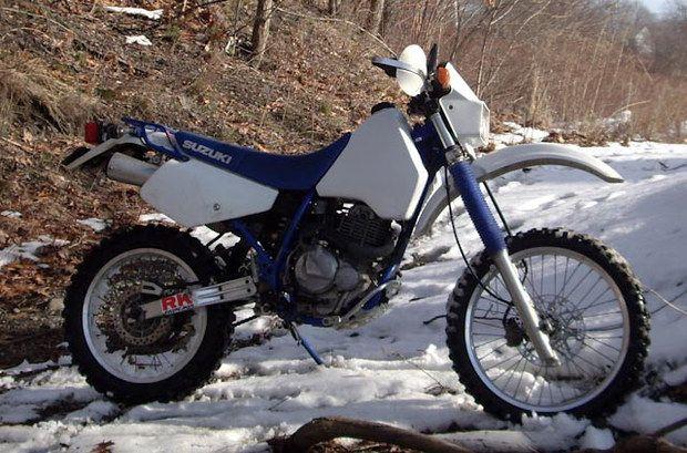 Astounding 1992 Suzuki Dr 350 S Bike Motorbikes Motorcycle Camellatalisay Diy Chair Ideas Camellatalisaycom