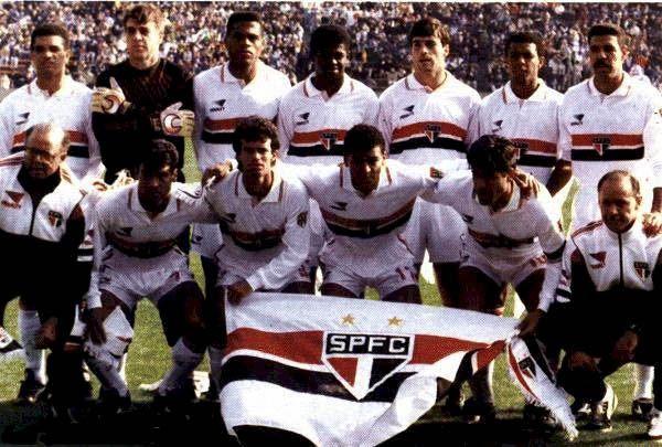 1992 Sau Paulo, Brazil