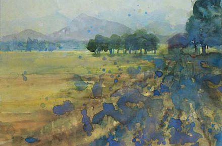 Lydia Leydolf: Landschaft (2)