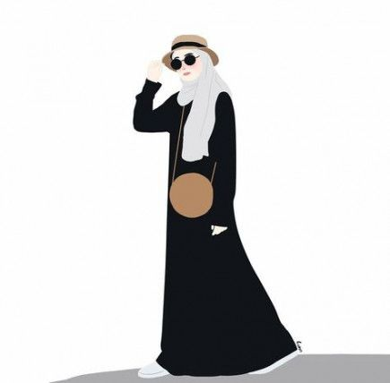 32+ best Ideas fashion ilustration hijab