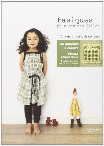 Basiques pour petites filles 25 mod les for Coudre a 8 ans