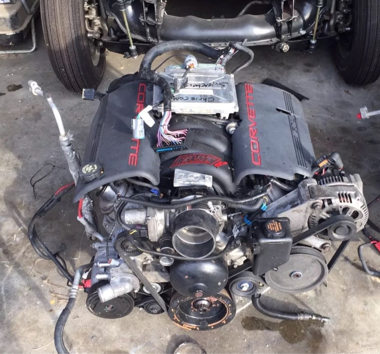 Stock Ls1 With Cam Hp