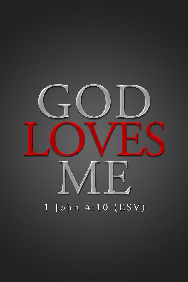 Jesus Loves Me Wallpaper Group