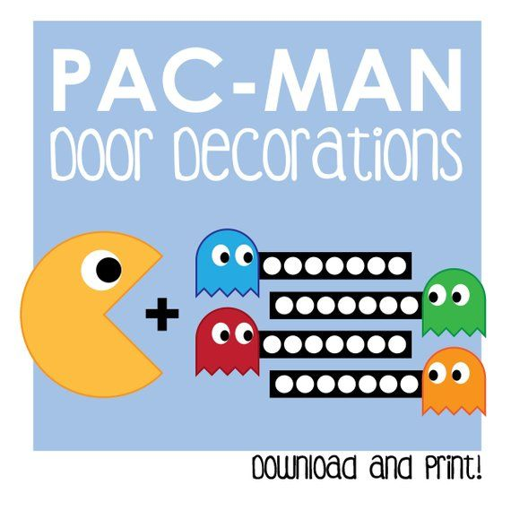image about Printable Door Decs known as Pin upon Goods