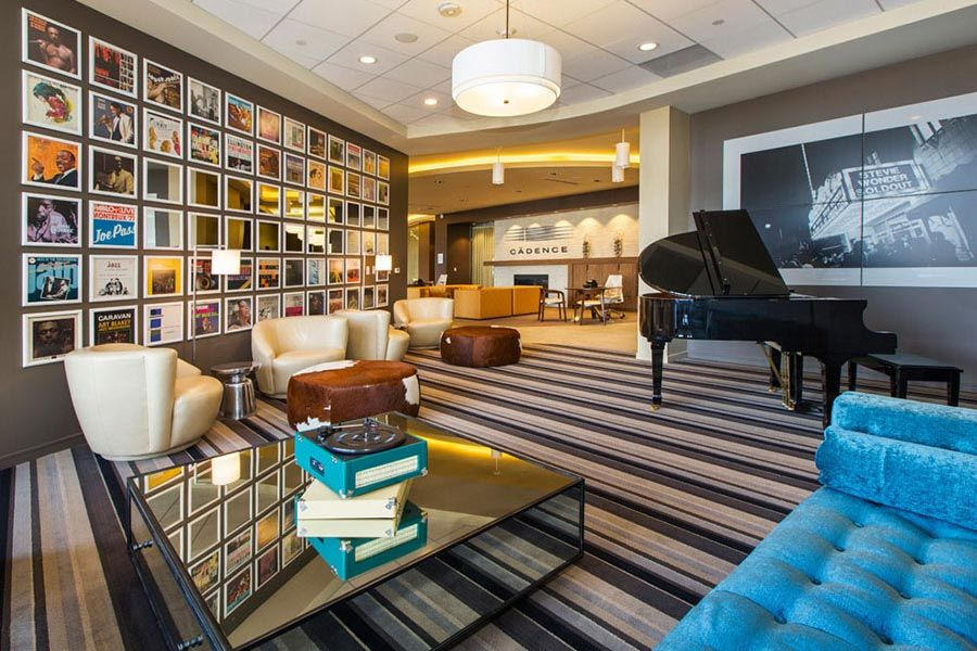 Cadence Union StationGreen Luxury Apartments In Downtown