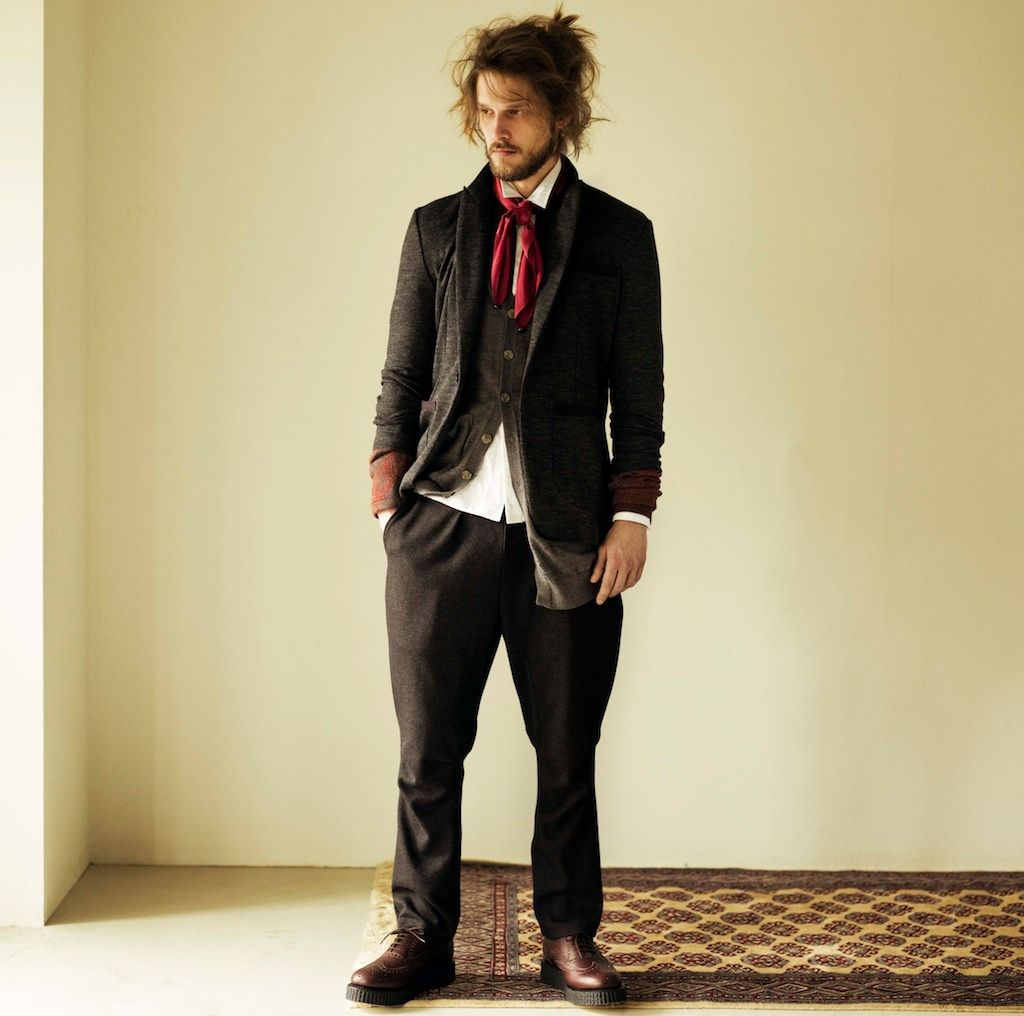 [Milok] 2011-2012 autumn & winter collection look | coromo
