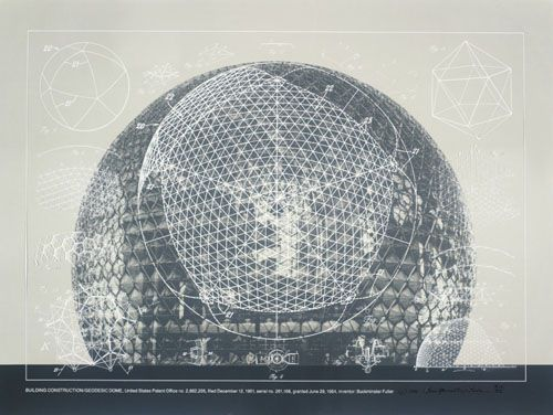 Buckminster Fuller and Chuck Byrne, Building Construction/Geodesic Dome