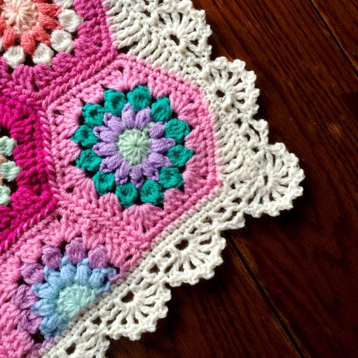 Top 10 Free Crochet Patterns For Borders Edgings And Trims