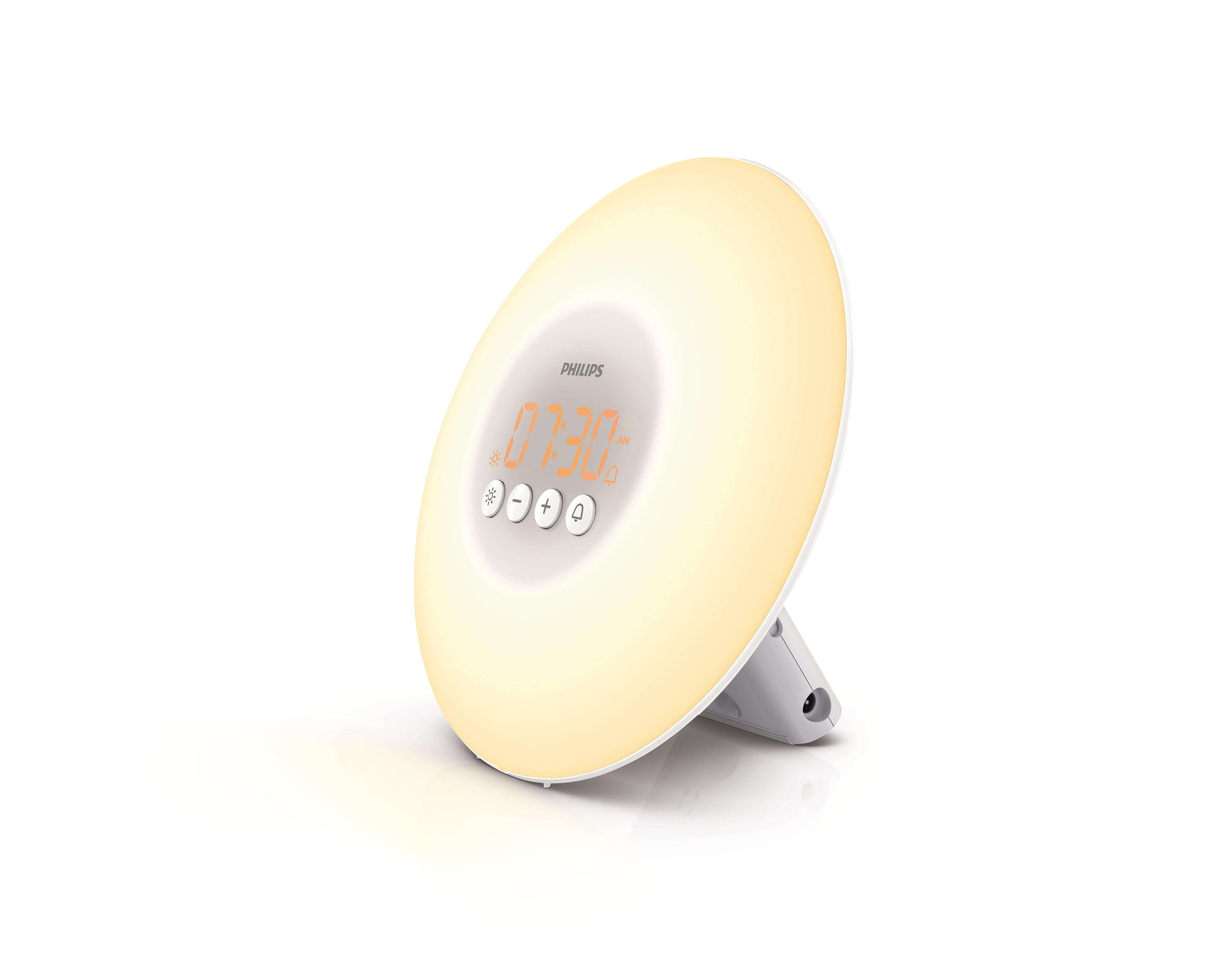 Philips Wakeup Light Light Therapy Alarm Clock Wake Up