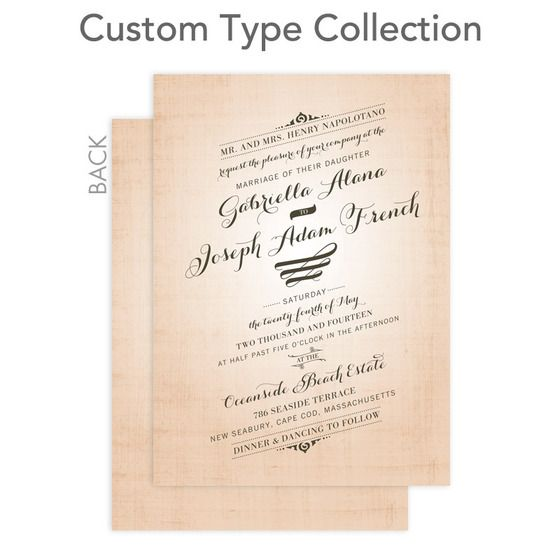 Signature Custom Wedding Invitations Elegant Tilt By Wedding Paper Unique Wedding Invitations Elegant Jewish Wedding Invitations Elegant Wedding Invitations