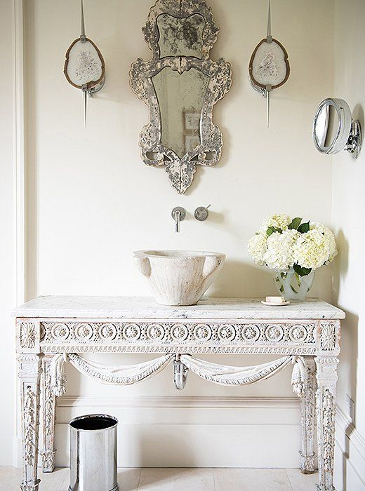 Be inspired by designer Tara Shaw's beautiful, European-style New Orleans home below!                                                      ...