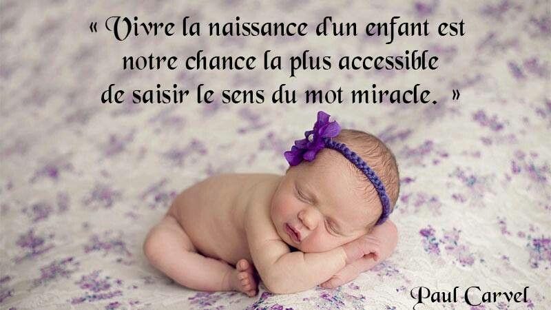 Miracle De La Naissance Citation Citation De La Semaine Sens