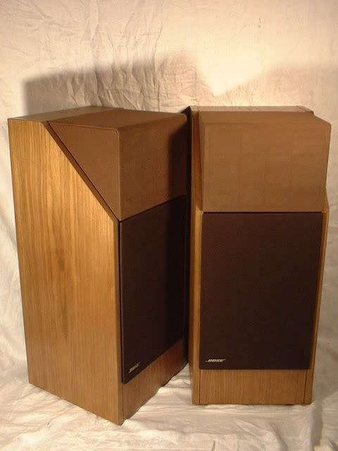 Bose 601 Pro Audio Speakers Monitor Music Recording Studio Floor Standing