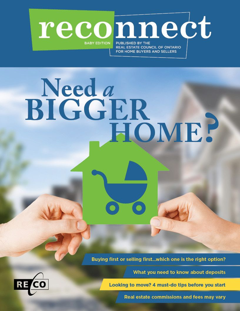 Real Estate Council of Ontario Newsletter Real estate