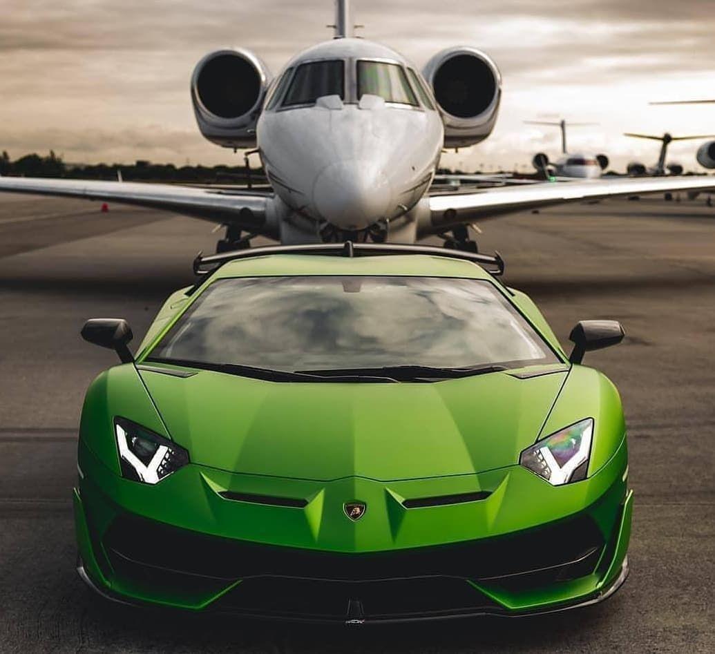 Green Lamborghini Car In 2020 Green Lamborghini Spoiled Rich Kids Rich Kids