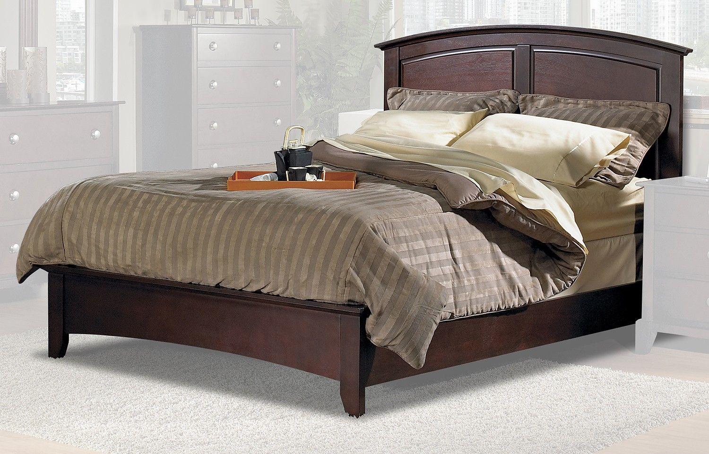 Manhattan Bedroom Queen Bed Leon S 549 Furniture Bed Room