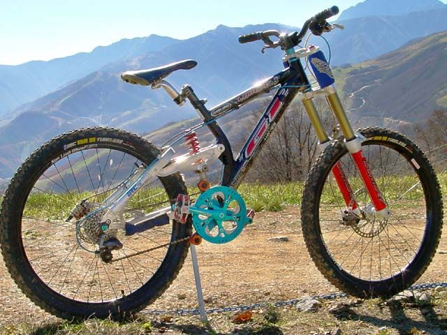 Sexiest Old School Dh Bike Out There Page 2 Pinkbike Forum Mtb Bike Mountain Downhill Bike Bike