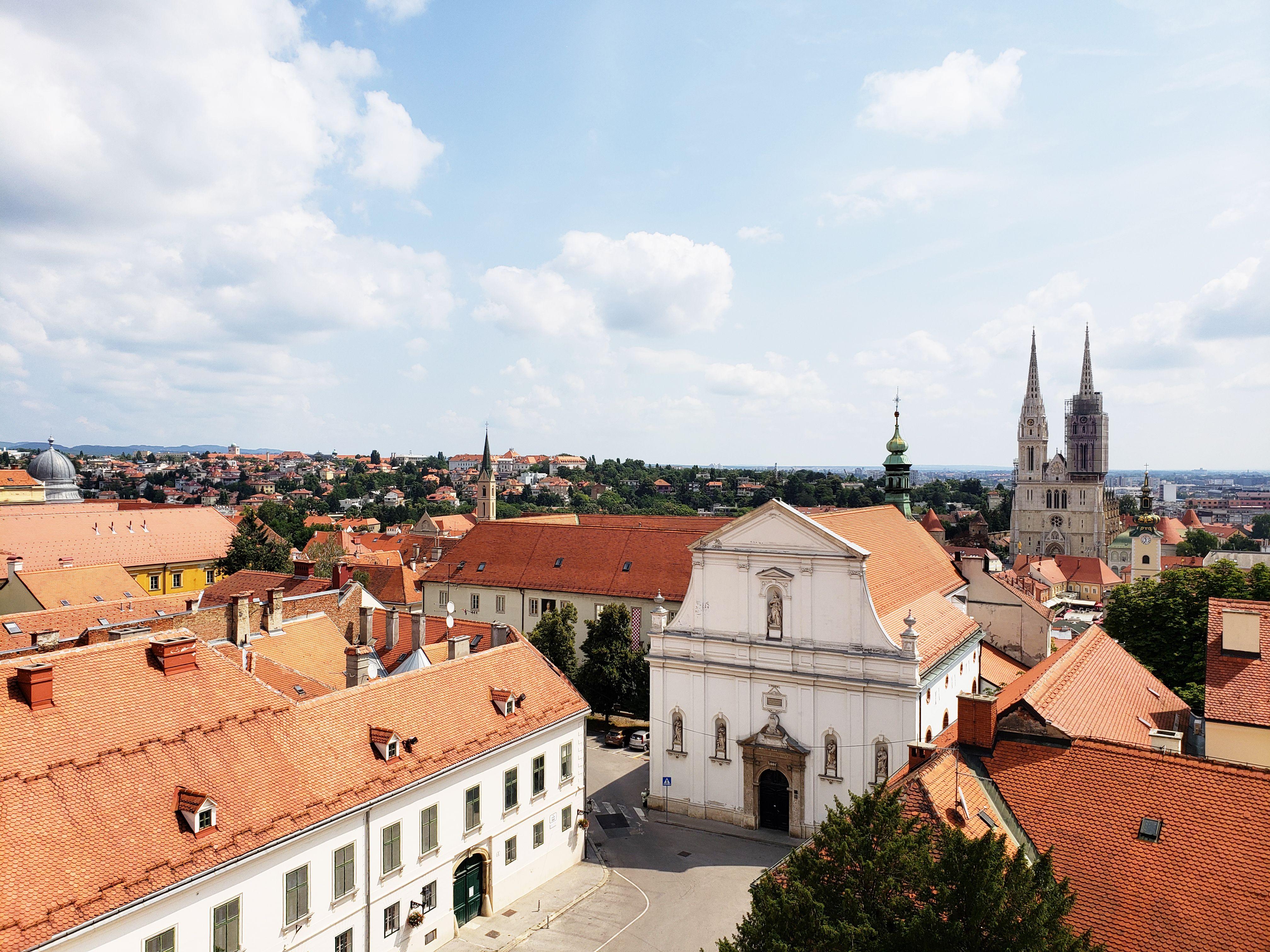 A Complete City Guide To Zagreb Croatia Where In The World Is Tosh City Guide Zagreb Croatia