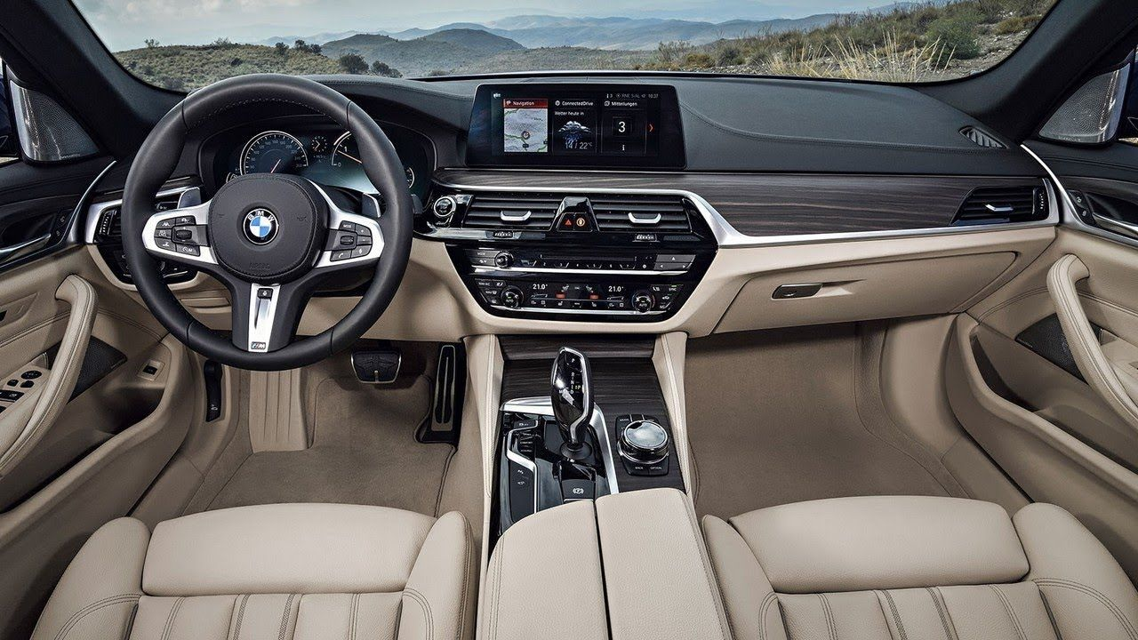 2019 Bmw 3 Series Interior With Images Bmw 5 Series Bmw