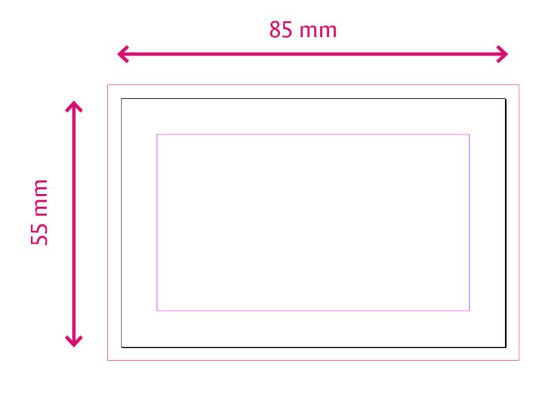 Vistaprint Visitenkarten Größe Pixel In Verbindung Mit