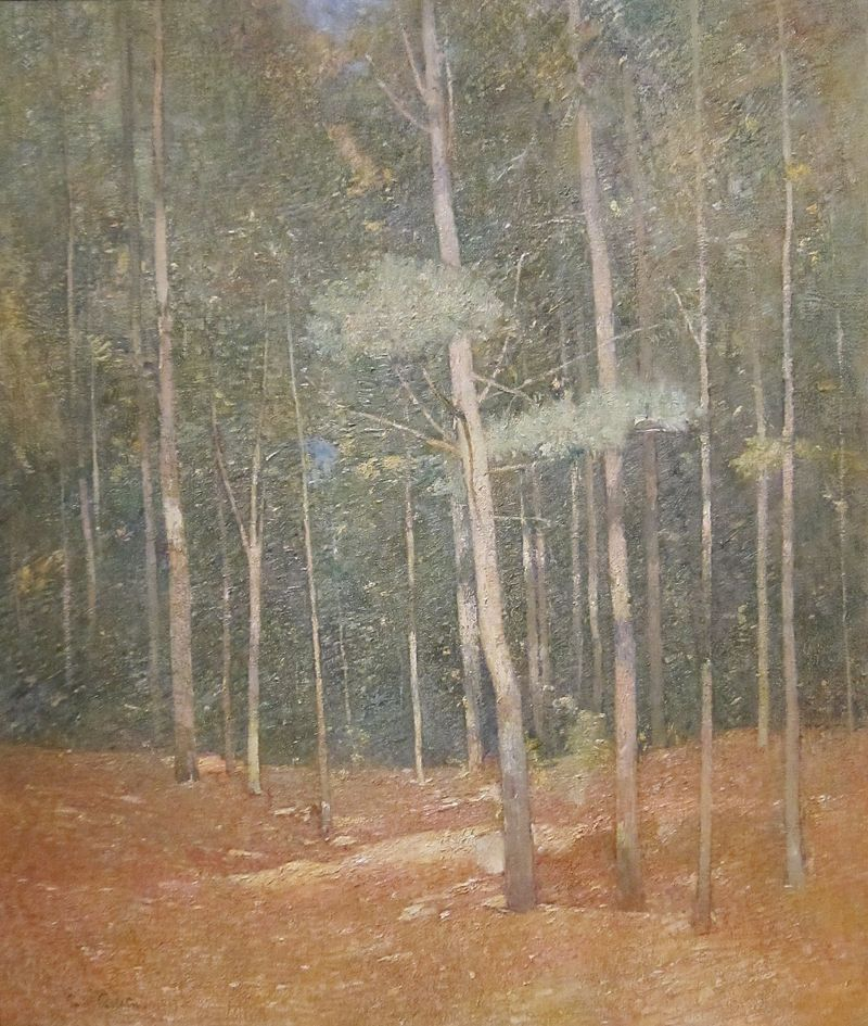 'Landscape' By Sören Emil Carlsen, Dayton Art Institute