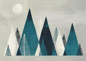 print & pattern: WALL ART - mel smith