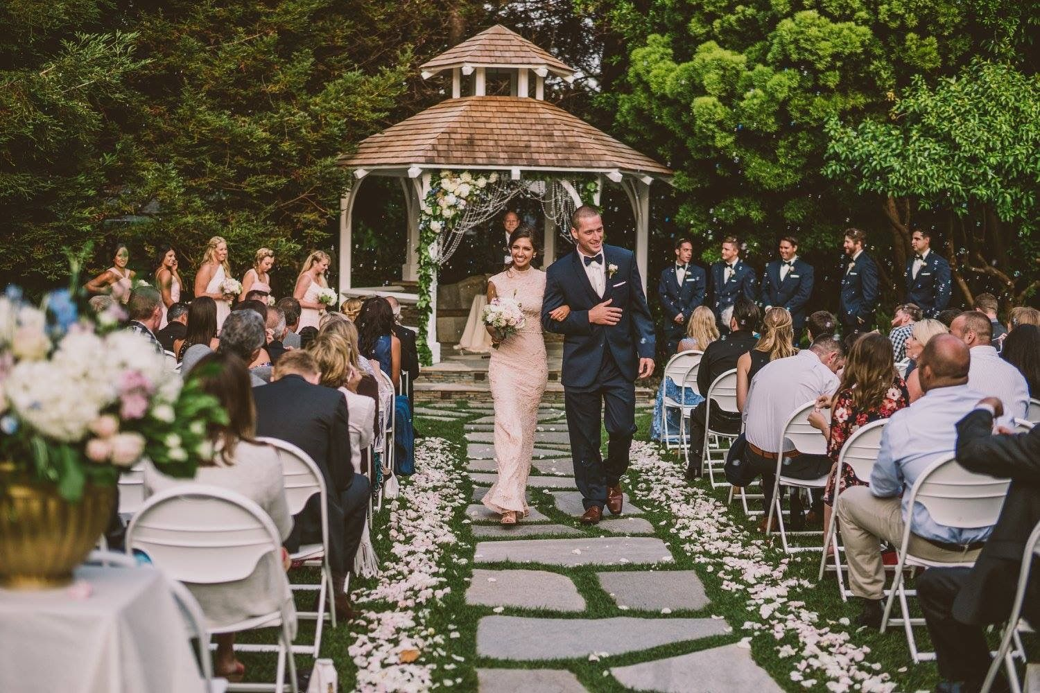 Fairytale Wedding Disney Michelle Roller Photography Cambria Pines Lodge