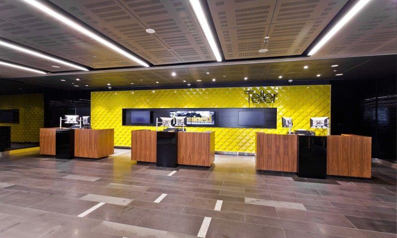 Commonwealth Bank Of Australia Lighting Design By