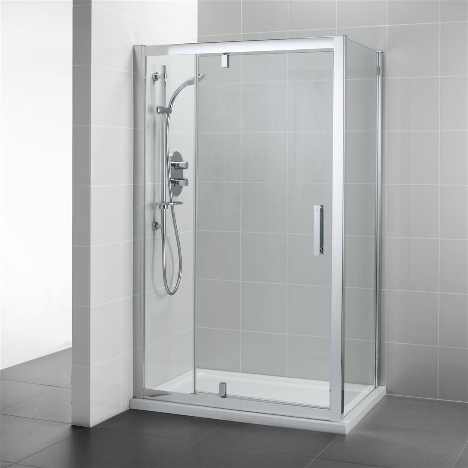 Synergy Pivot 1200 Corner Door Synergy Shower Enclosures Bluebook Idealspec Corner Shower Shower Doors Sliding Shower Door