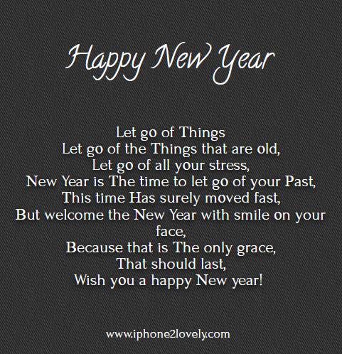 happy new year sprüche auf englisch
