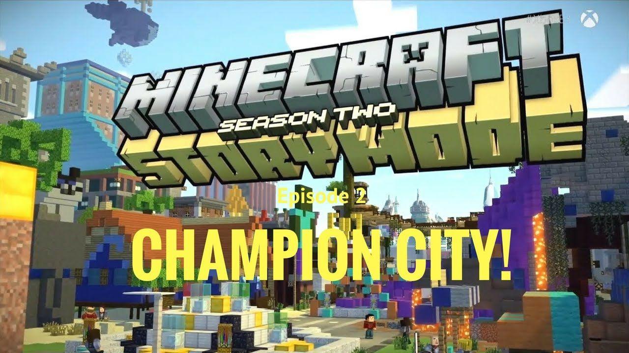 minecraft story mode season 2 episode 2
