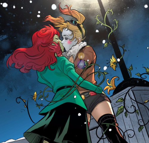 Pin on Harley and Ivy