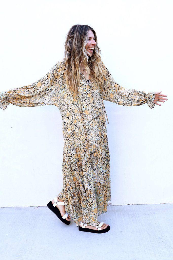 39++ Feeling groovy maxi dress ideas
