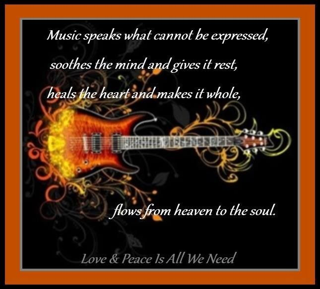Music Speaks What Cannot Be Expressed Quote Music Speaks What