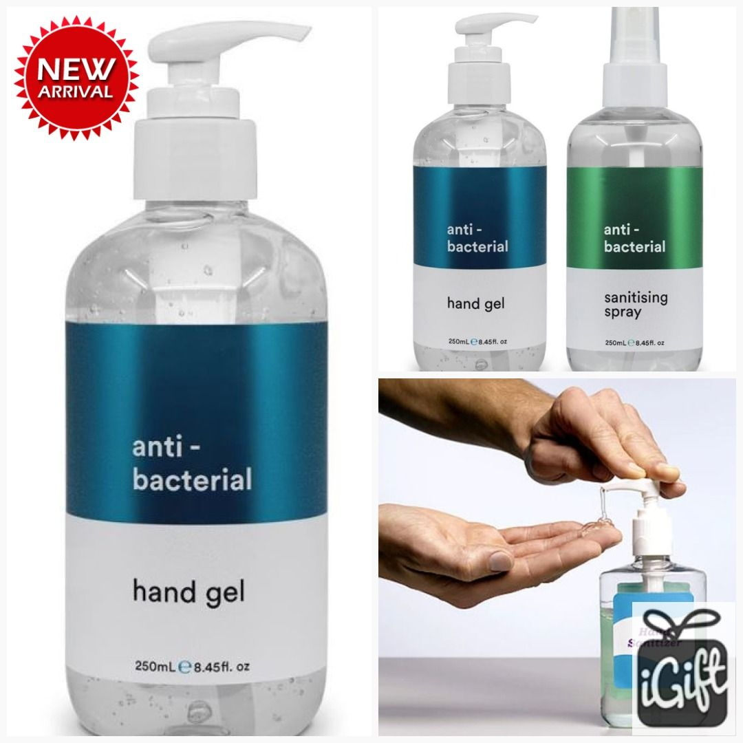 Get Well Gift Ideas You Can Include Hand Sanitiser In Any Of Our