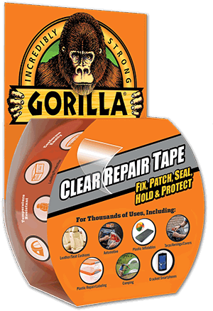 Gorilla Glue Repair Tape CrueltyFree Home Decor & DIY