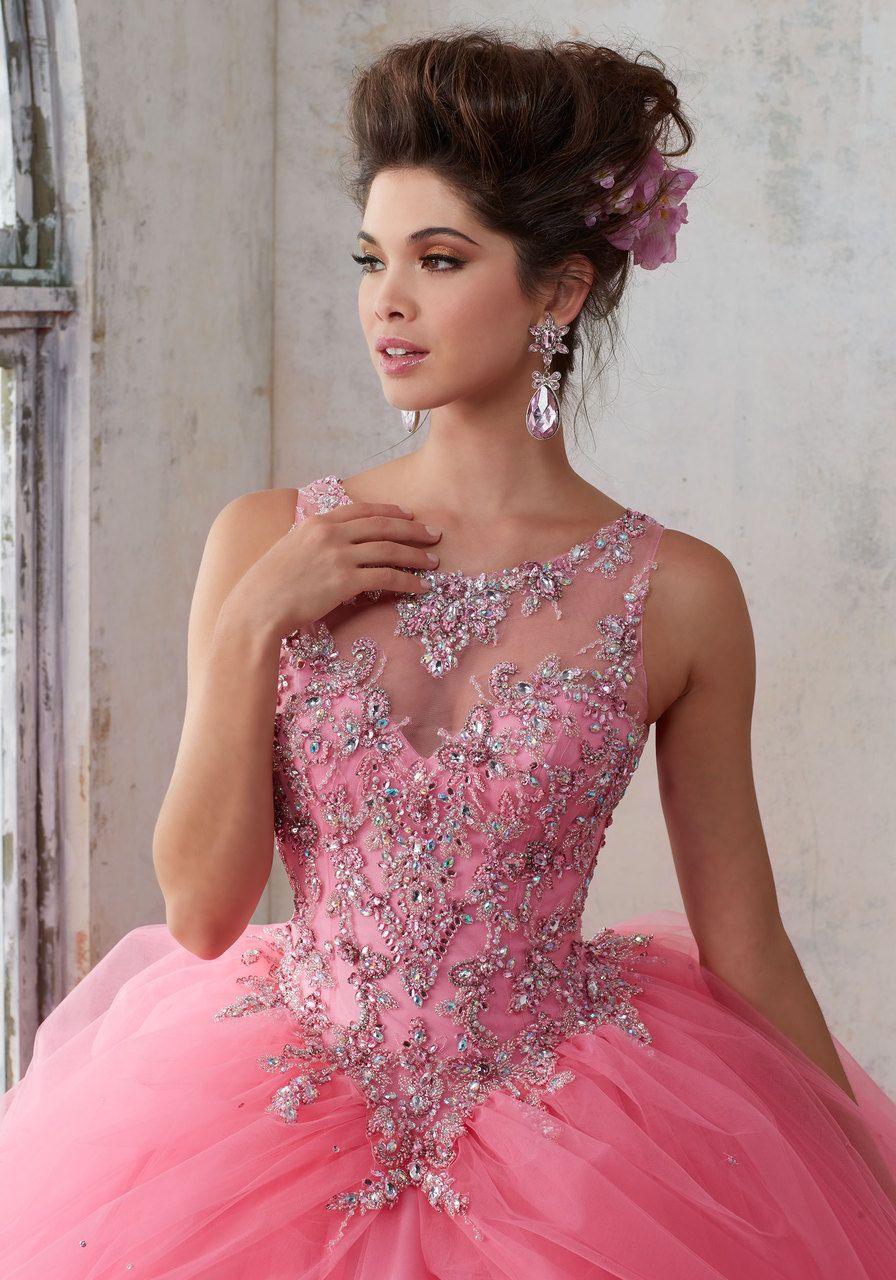 Quinceañera Collection Vizcaya Style #89125PK   Quinceanera Dresses ...