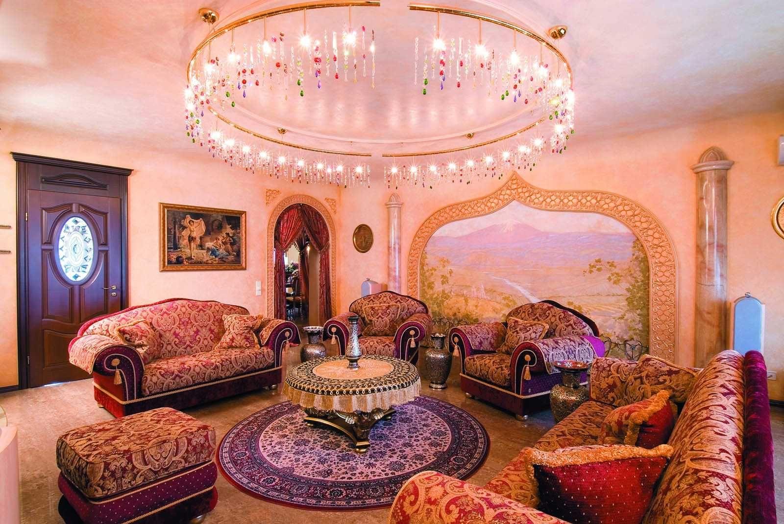 Royalty Inspired Living Room Design Indian Living Rooms Living Room Sofa Design Luxury Living Room