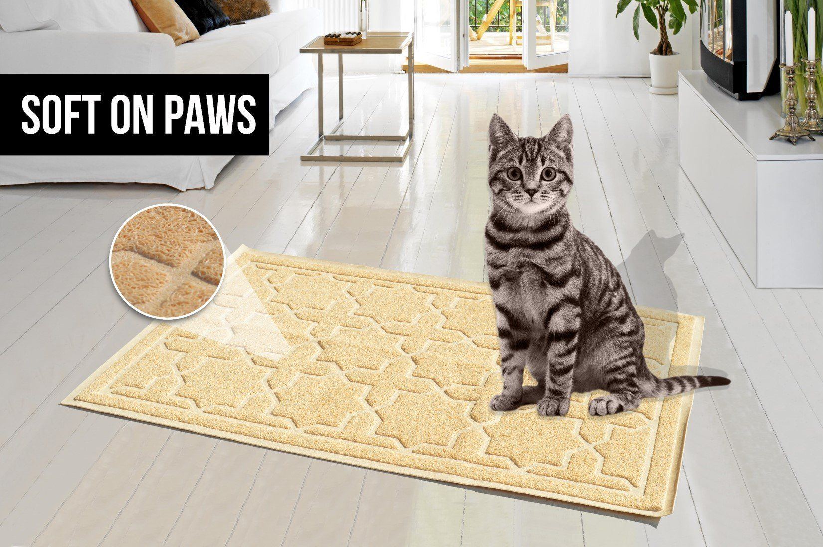 cat food mats amazon