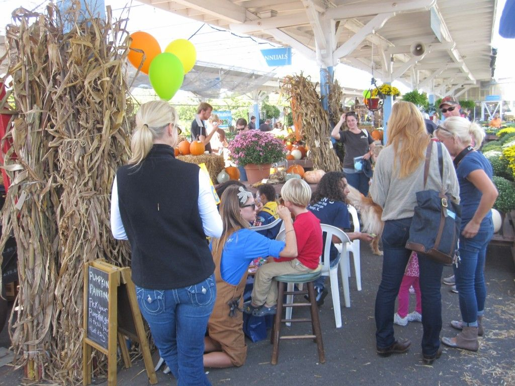 This Would Be A Great Fall Event With Your Kids! Logan Trading Company,  Local Garden Center In Downtown Raleigh