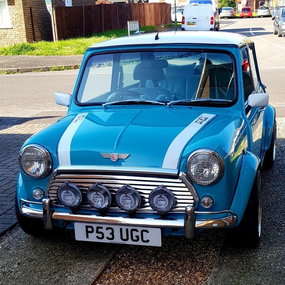 Ad Classic Rover Mini Cooper 1275 Mpi Sports Pack Classic Mini