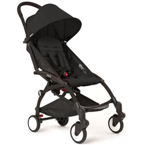 Babyzen YOYO Stroller Black Infant Toddler Baby