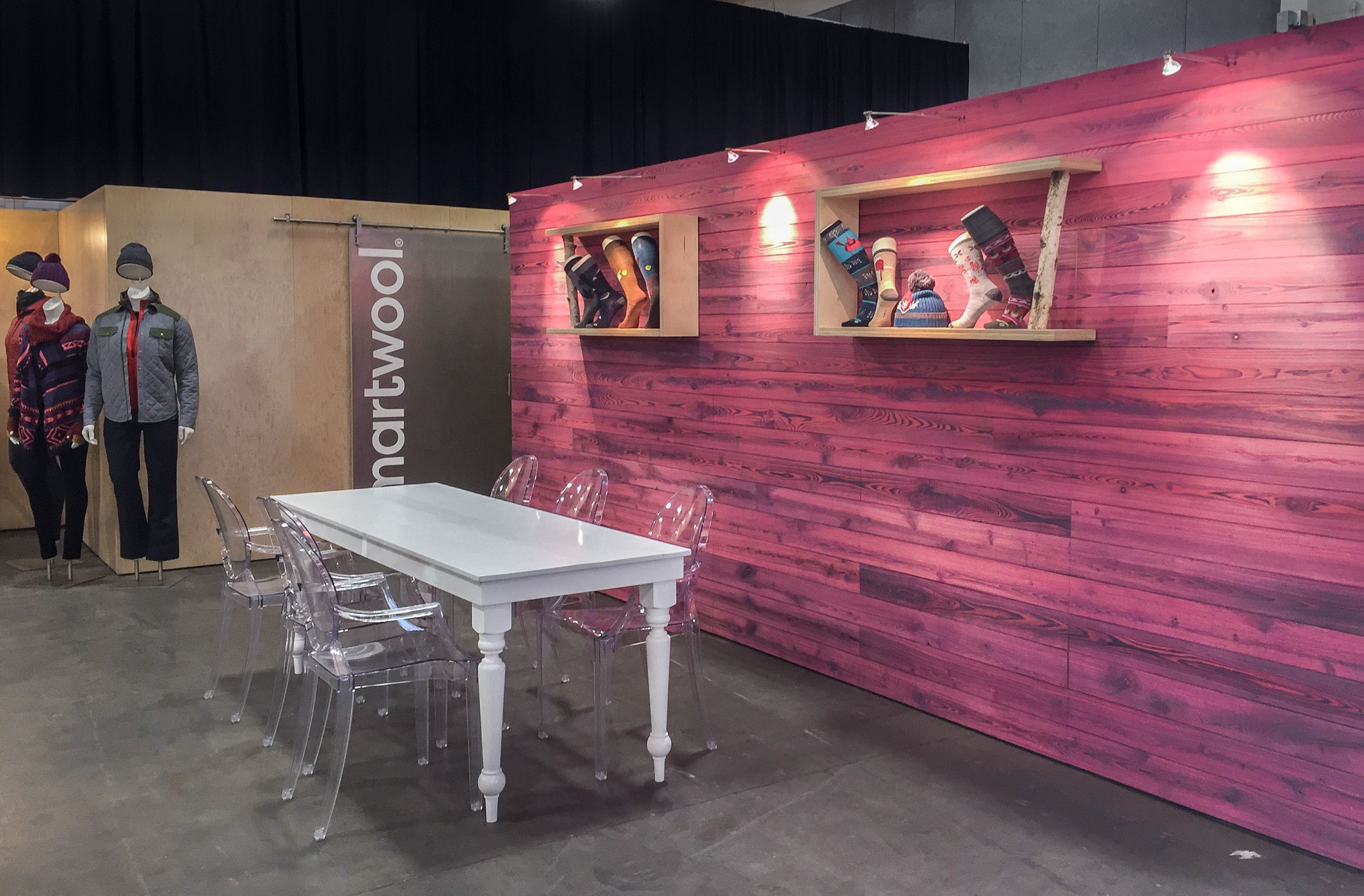 Trade Show Booth Walls : Exhibits and trade show booths custom built branded