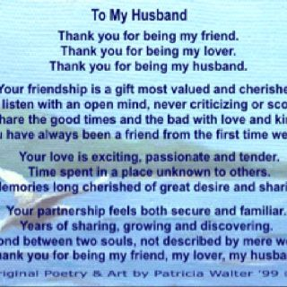 To My Husband Happy Anniversary My Love Looking Forward To The