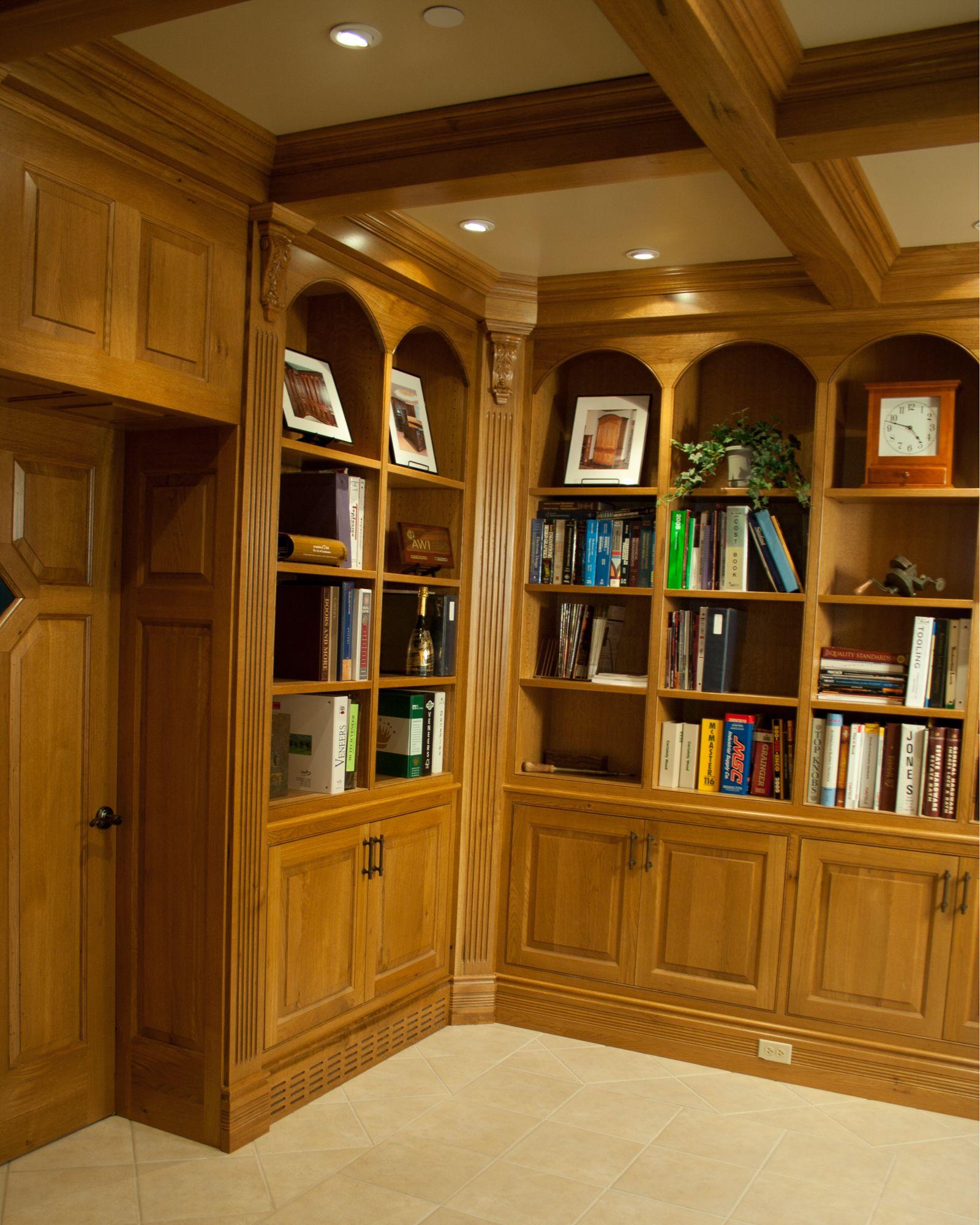 Rift Sawn Oak Cabinets Quarter Sawn White Oak Kitchen Cabinets Qtrd Sawn White Oak Office White Oak Kitchen Oak Kitchen Cabinets Quarter Sawn White Oak