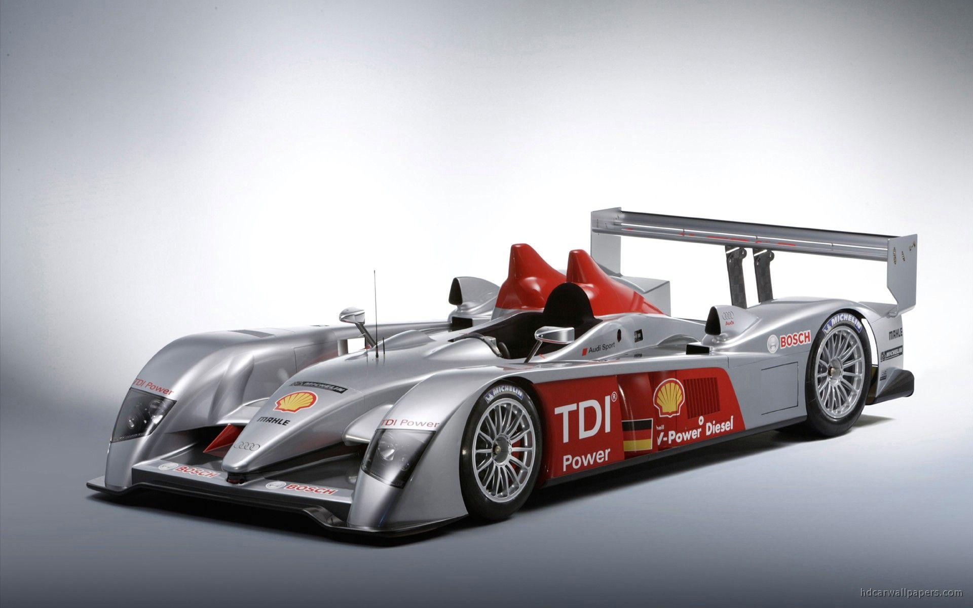 Le Mans Race Cars Audi R10 Le Mans Race Car Wallpaper Hd Car